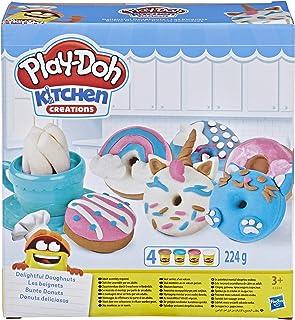 Hasbro Play-Doh Delightful Donuts