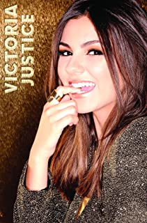 Trends International Victoria Justice Gold Wall Poster 22.375