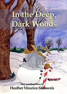 In the Deep, Dark Woods (children's counting book)