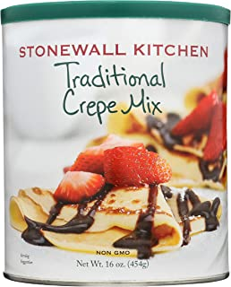Stonewall Kitchen Traditional Crepe Mix, 16 Ounce