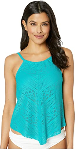 Chic Peek Fly Away High Neck w/ Removable Cups