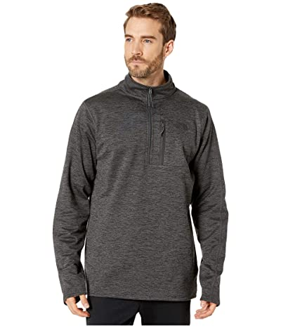 The North Face Canyonlands 1/2 Zip Tall (TNF Dark Grey Heather) Men
