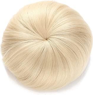 Onedor Synthetic Fiber Hair Extension Chignon Donut Bun Wig Hairpiece (613C)
