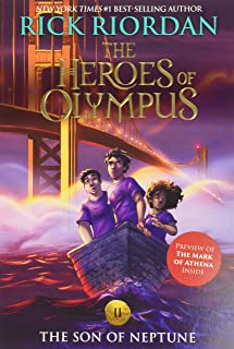 Heroes of Olympus, The, Book Two the Son of Neptune ((New Cover))