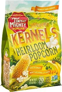Best half popped popcorn kernels called Reviews