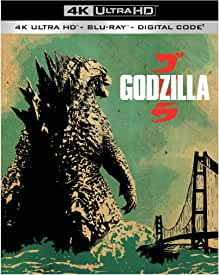 GODZILLA arrives on 4K Ultra HD Blu-ray Combo Pack and Digital on March 23 from Warner Bros.