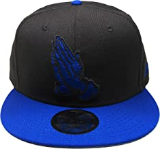 B62830000 570B6783000001 EN Praying Hands New Era Custom 9Fifty Snapback - Black, Royal