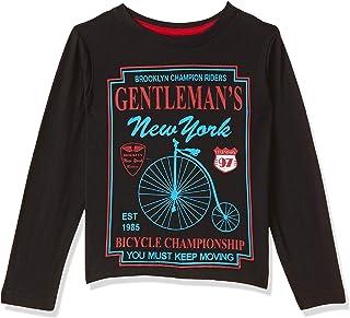 Cloth Theory Boys' Regular Fit T-Shirt