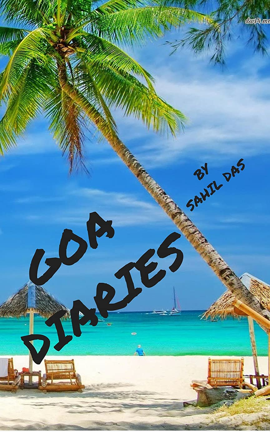 契約休戦長椅子Goa Diaries (English Edition)