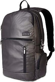 Genius Pack Intelligent Travel Backpack - Smart, Organized, Lightweight Backpack (Jet Black)
