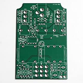 Synthrotek Mean Screamer Tube Overdrive Guitar Effects Pedal PCB