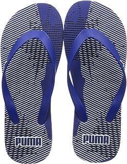 Puma Unisex's Epsom 2 Idp Royal White Flip-Flops