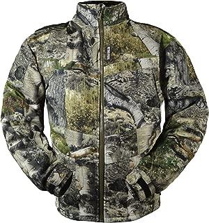 Waterproof Windproof Camouflage Fleece Hunting Gear - 3 Season System Jacket