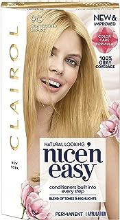 Nice 'n Easy Permanent Color 9G Light Golden Blonde 1 ea (Pack of 3)