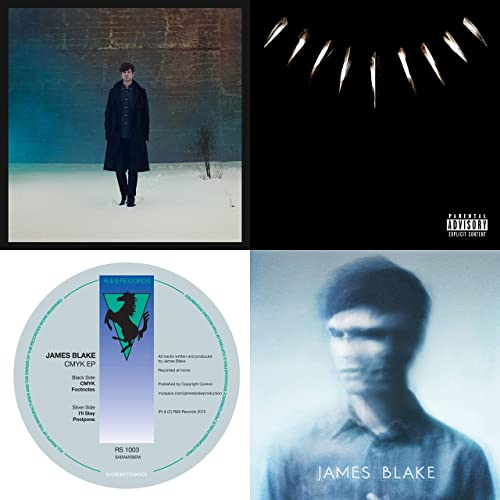 Best of James Blake by The RZA, Untold, Jay Rock, Mount