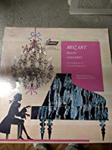 MOZART, Wolfgang Amadeus: Piano Concerto nr.5 in D major, Kv.175; Piano Concerto nr.9, Kv.271 -- TURNABOUT ()-