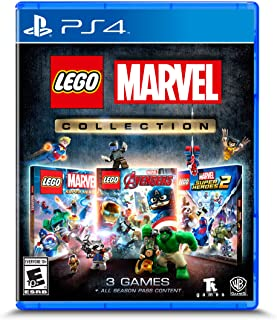 Lego Marvel Collection - PlayStation 4 - Standard Edition -