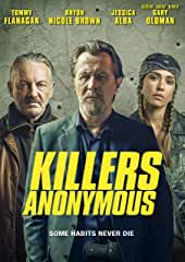 Edge-of-Your-Seat Thriller KILLERS ANONYMOUS debuts on Blu-ray, DVD, Digital Aug. 27 from Lionsgate
