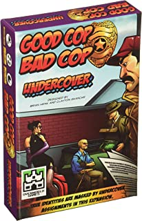 Good Cop Bad Cop Undercover Board Game