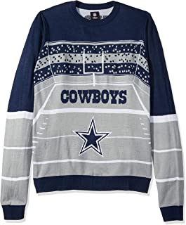 dallas cowboys sweater light up