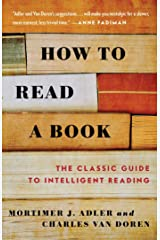 How to Read a Book Kindle Edition