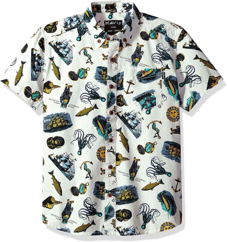 KAVU Little Juan Button Down Shirt