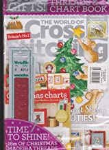 The World of Cross Stitching Magazine Issue 261 3 Free Gifts Included