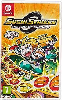 Sushi Striker The Way Of Sushido (Nintendo Switch)