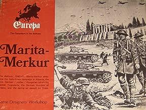 GDW: Marita-Merkur, Campaigns in the Balkans, Board Game, 1st Edition