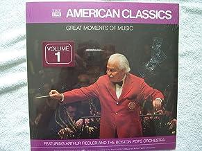 American Classics, Great Moments of Music