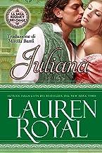 Juliana (La Saga Regency dei Chase Vol. 2) (Italian Edition)