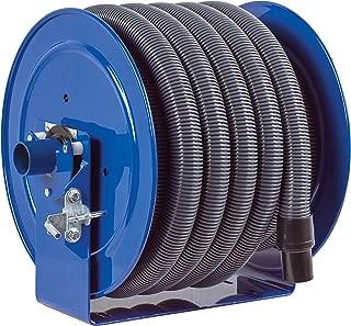Coxreels V-117H-850-BXXX-XXP V-117-850-Bxxx-XP Vacuum Only Direct Crank Rewind Hose Reel, 1-1/2