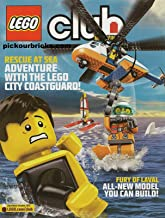 LEGO Club Magazine (September/October 2013) Lego City Coastguard + Fury of Laval + Star Wars + Marvel Superheroes + Teenage Mutant Ninja Turtles + Framable Chima Poster, and alot more