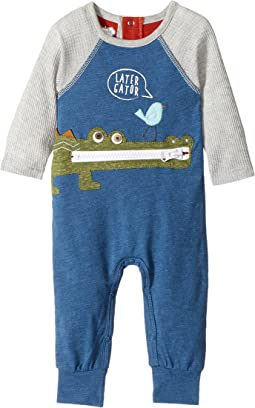 Mud Pie - Gator One-Piece (Infant)