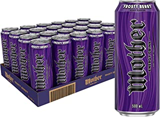 Mother Energy Drink Frosty Berry, 24 x 500 ml
