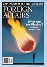 FOREIGN AFFAIRS MAGAZINE - NOVEMBER/DECEMBER 2020 - CAPITALISM AFTER THE PANDEMIC
