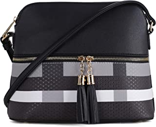 Best black and white burberry bag Reviews