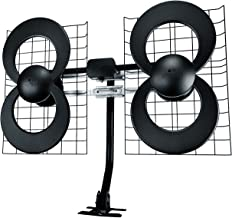 Antennas Direct Clearstream 4 TV Antenna, 70+ Mile Range, UHF, Multi-Directional, Indoor,..
