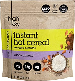 Cocoa Almond Hot Cereal