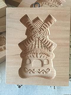 Dutch Windmill Cookie Board
