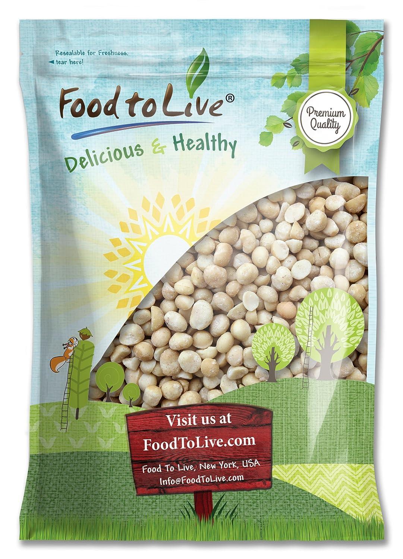 Whole Macadamia Nuts High quality 8 Pounds Verified Seasonal Wrap Introduction Non-GMO — Cho Raw