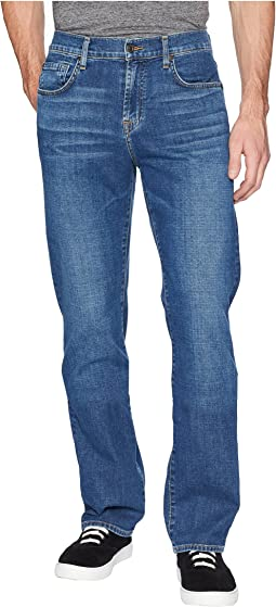 7 For All Mankind Austyn Relaxed Straight Leg in Oasis (Left Hand)