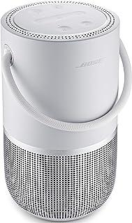 Bose Portable Smart Speaker ポータブル スマートスピーカー Bluetooth, Wi-Fi接続 マイク付 最大12時間 再生 防滴 11.9 cm (W) x 19.15 cm (H) x 10.4 cm (D) ...