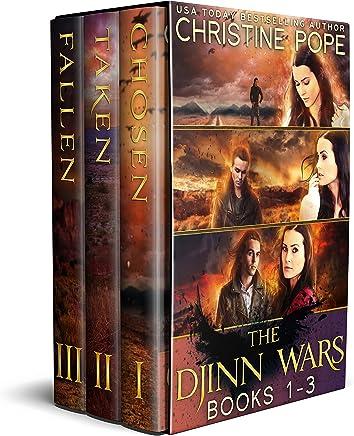 The Djinn Wars: Books 1-3: Chosen, Taken, and Fallen (English Edition)