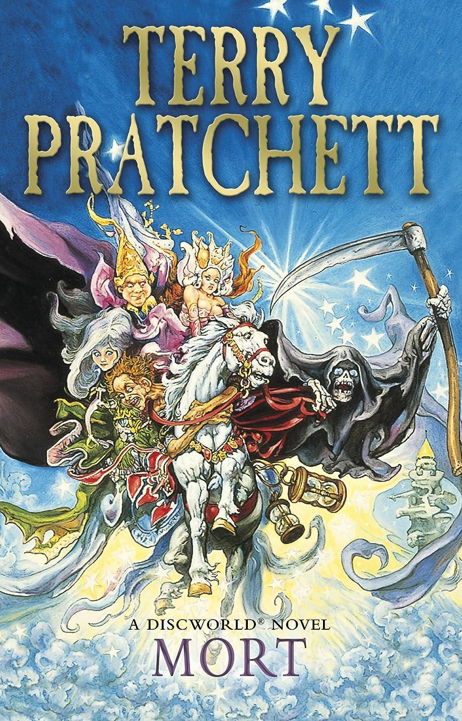 司法金額Mort: (Discworld Novel 4) (Discworld series) (English Edition)