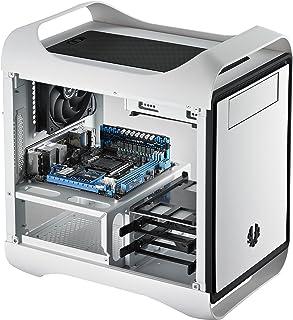BitFenix BFC-PRO-300-WWXKW-RP Carcasa de Ordenador Mini-Tower Blanco - Caja de Ordenador (Mini-Tower, PC, De plástico, Acero, Mini-ITX, Blanco, Hogar/Oficina)
