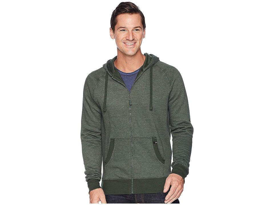 PACT Premium Organic Cotton Hoodie (Dark Olive) Men