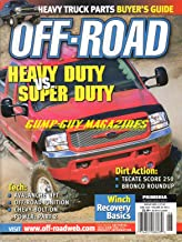 Off-Road June 2002 Magazine HEAVY TRUCK PARTS BUYER'S GUIDE Heavy Duty vs Super Duty DIRT ACTION: TECATE SCORE 250 BRONCO ROUNDUP Running With The Big Trucks
