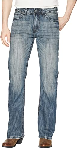 Rock and Roll Cowboy - Double Barrel in Medium Wash M0D5116