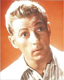 Danny Kaye close up and wide eyed 8x10 Photo 002